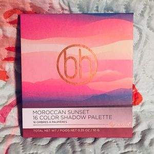 🔴 4/$20 🔴 BH Cosmetics Moroccan Sunset Palette